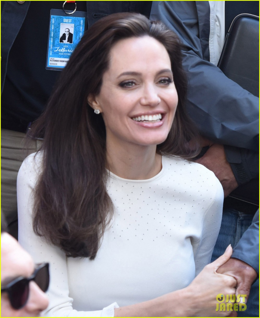 angelina jolie is full of joy smiles at telluride film premiere 043949660
