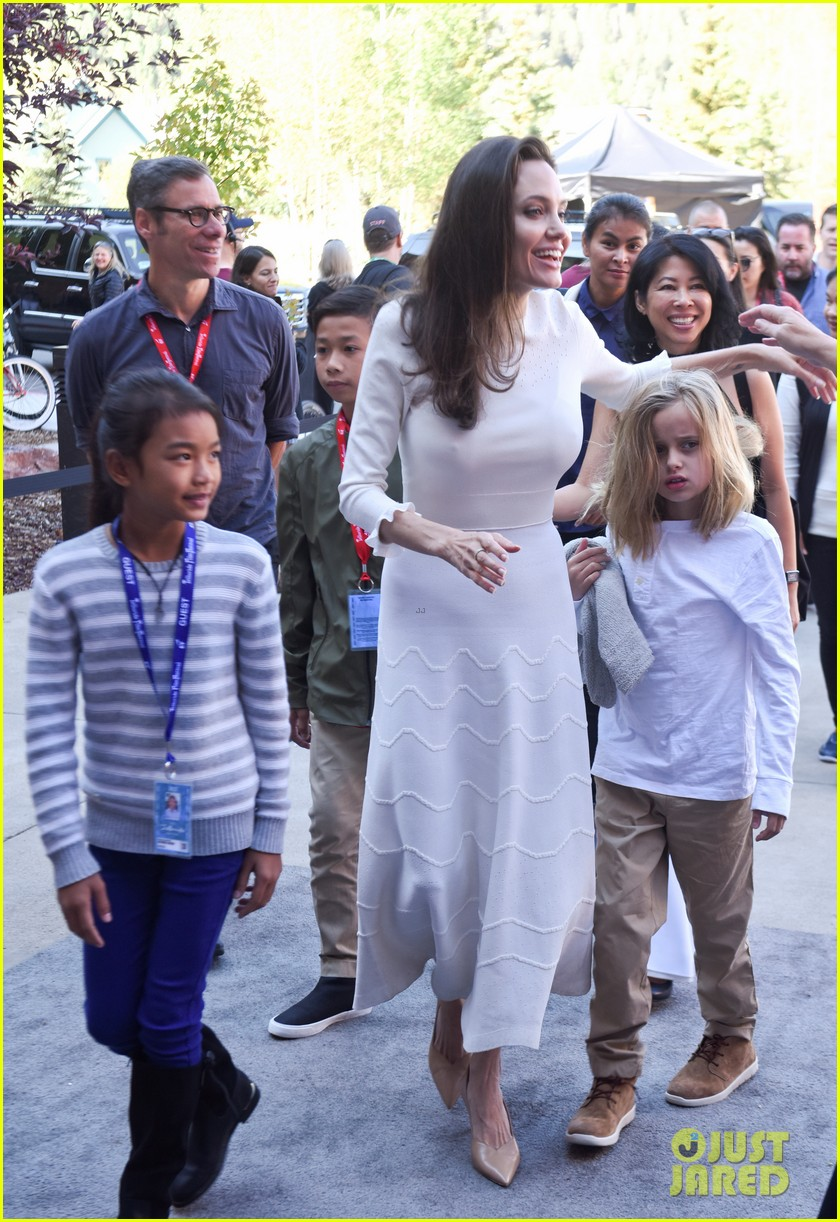 angelina jolies six kids look so grown up at telluride film fest 033949764