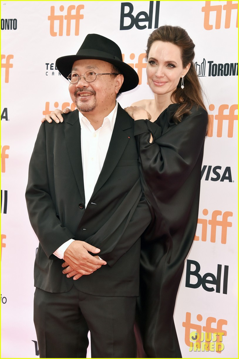 angelina jolies kids join her at first they killed my father tiff premiere 113955239