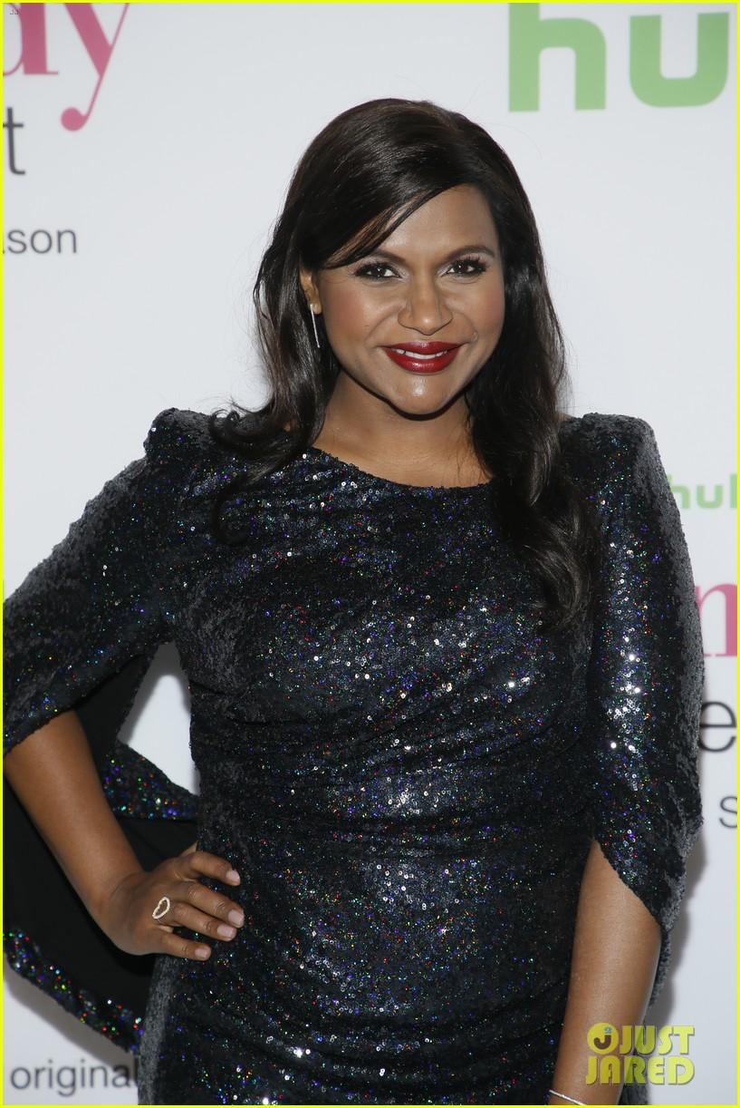 mindy kaling premieres mindy project 073956251