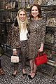 ellie kemper zosia mamet buddy up at kate spade new york leopard pop up shop 04