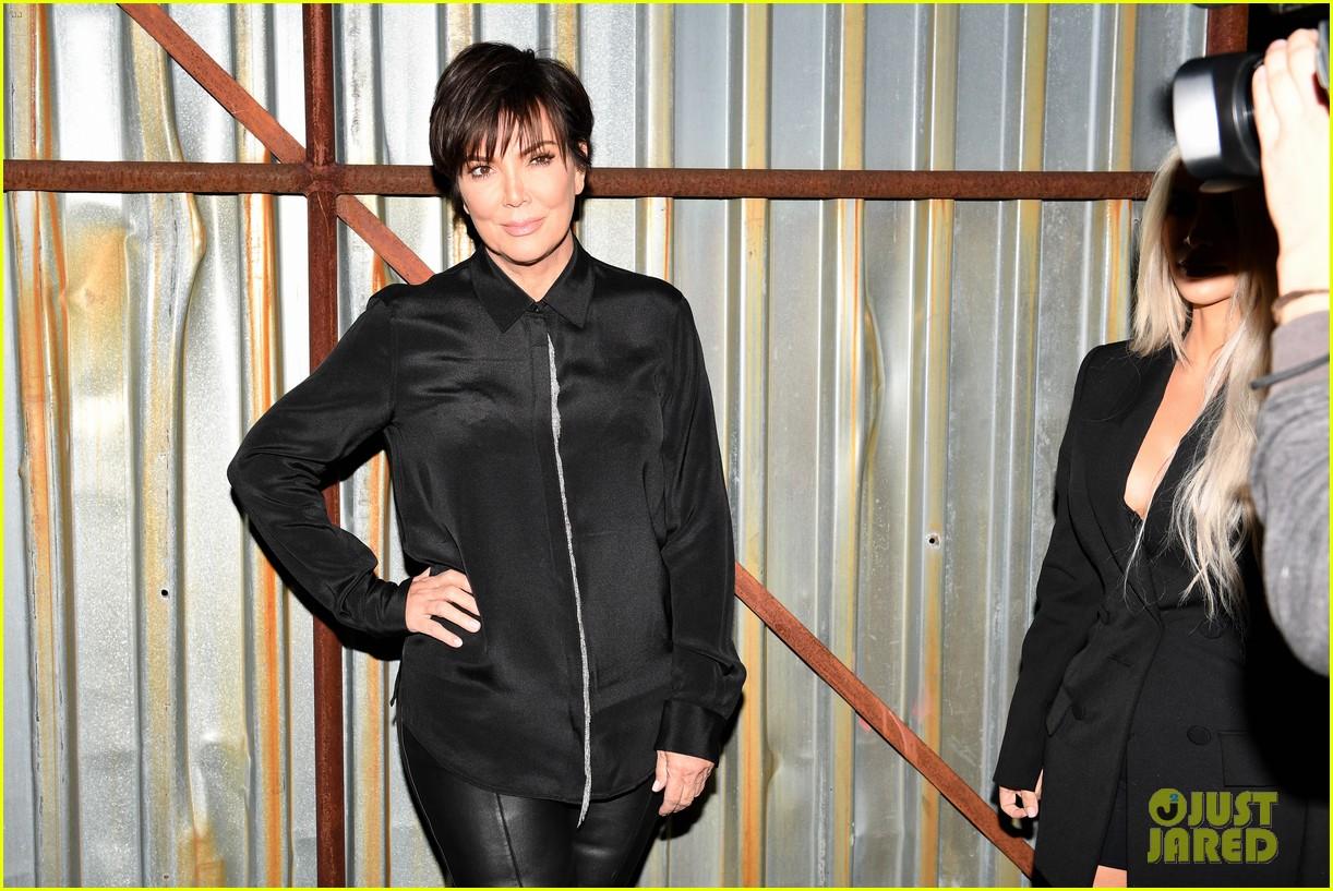 kim kardashian kris jenner watch kendall alexander wang 113954117