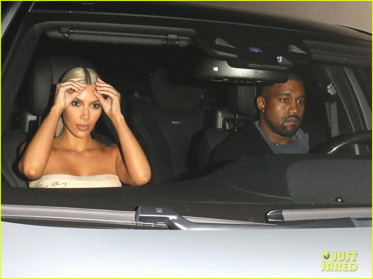 kim kardashian kanye west date night 023956327