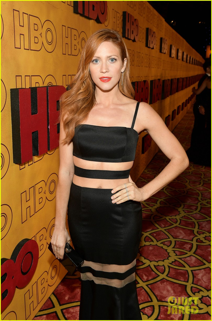 jaime king busy philipps brittany snow step out for hbos emmys 023959991