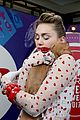 miley cyrus sparkles on stage at iheartradio music festival. 03