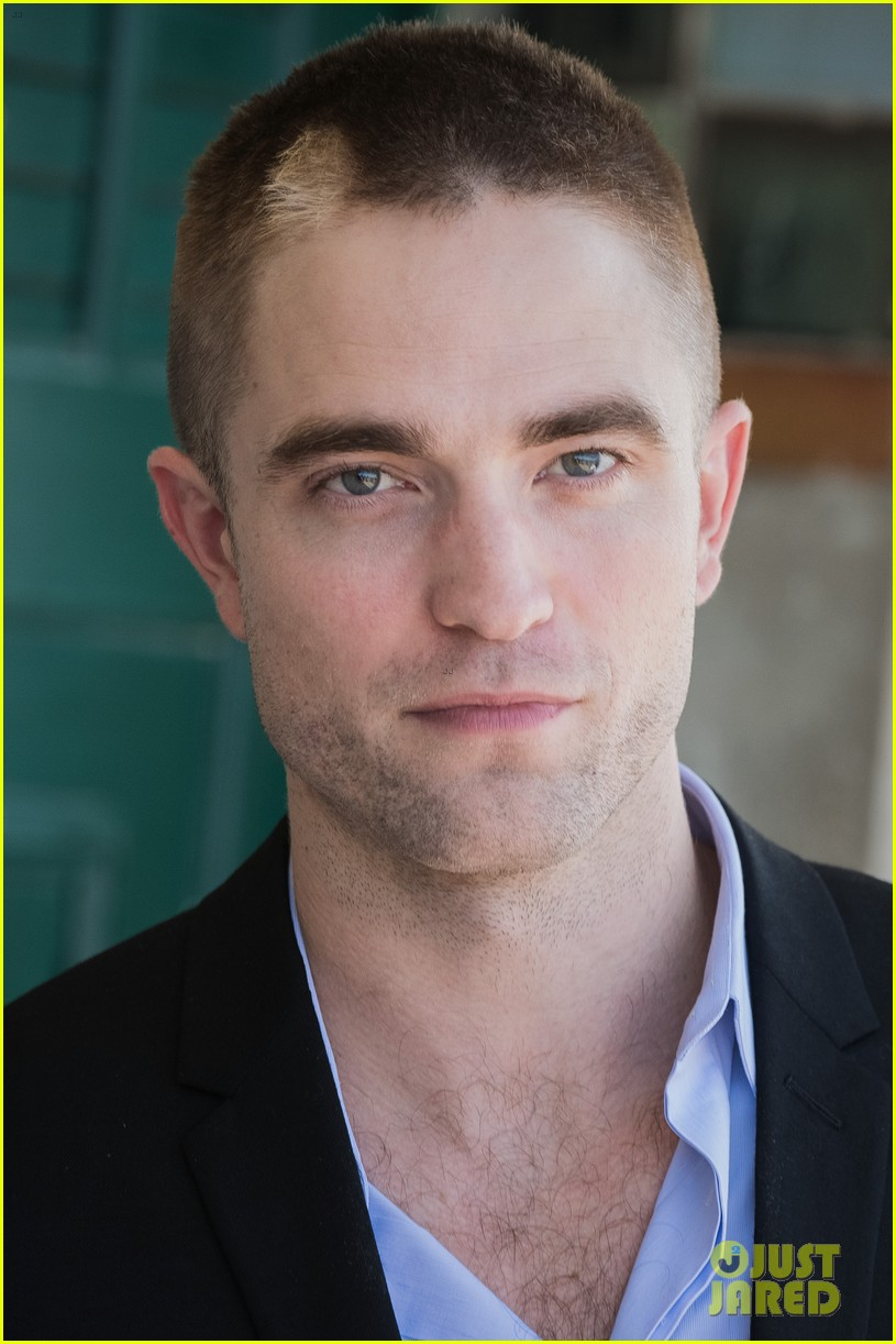robert pattinson debuts new buzz cut at deauville film fest 043949383