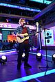 ed sheeran good morning america 11