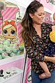 vanessa lachey daughter brooklyn girls night out 09