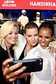 kerry washington kate hudson answer calls together at hand in hand 19