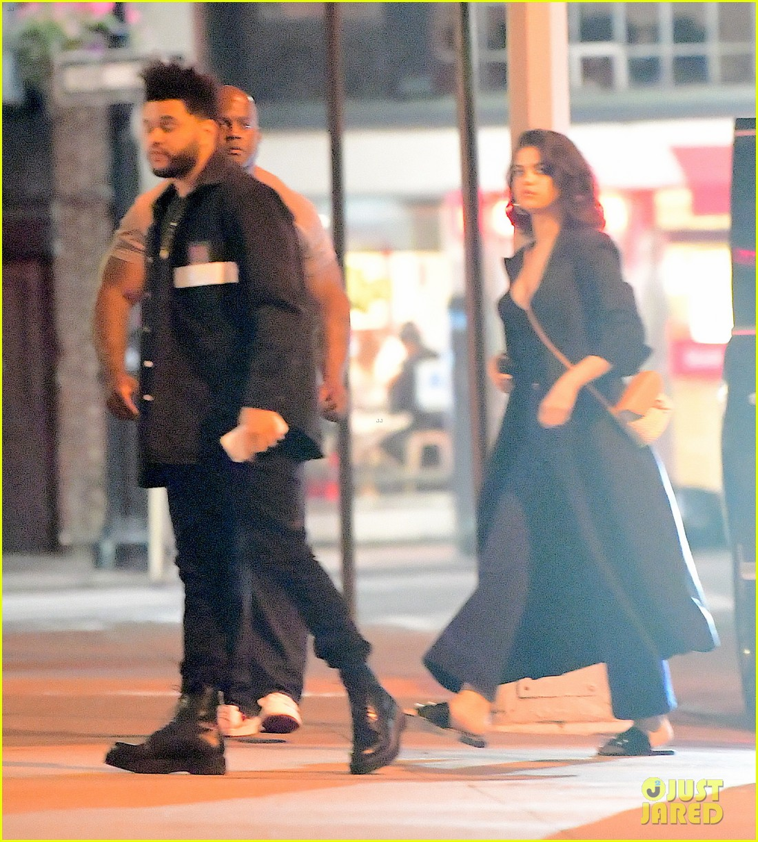 selena gomez the weeknd spend time together in new york city 013949865