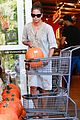 halle berry picks out the perfect pumpkin while shopping in beverly hills 01