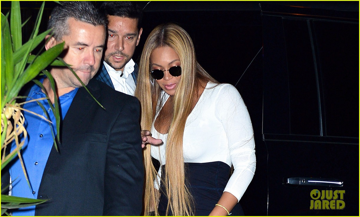 beyonce joins jay z snl after party 013966636