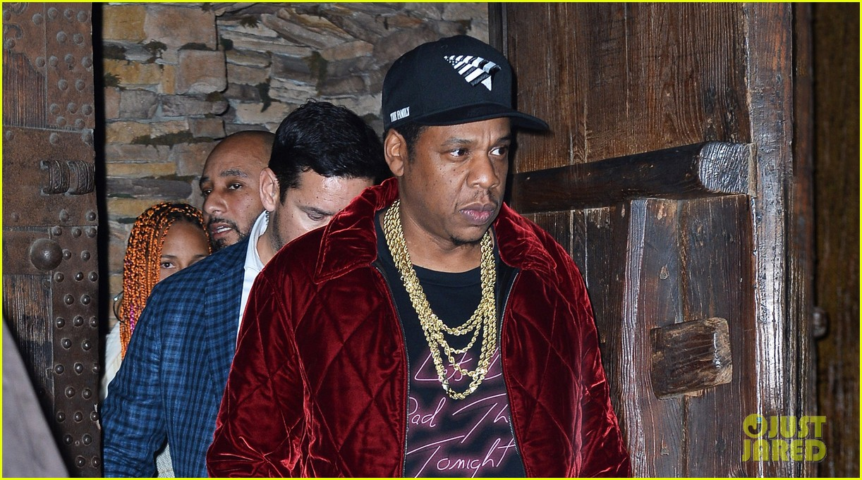 beyonce joins jay z snl after party 023966637