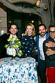matt bomer celebrates 40th birthday early with hubby simon halls at modern luxury party 23