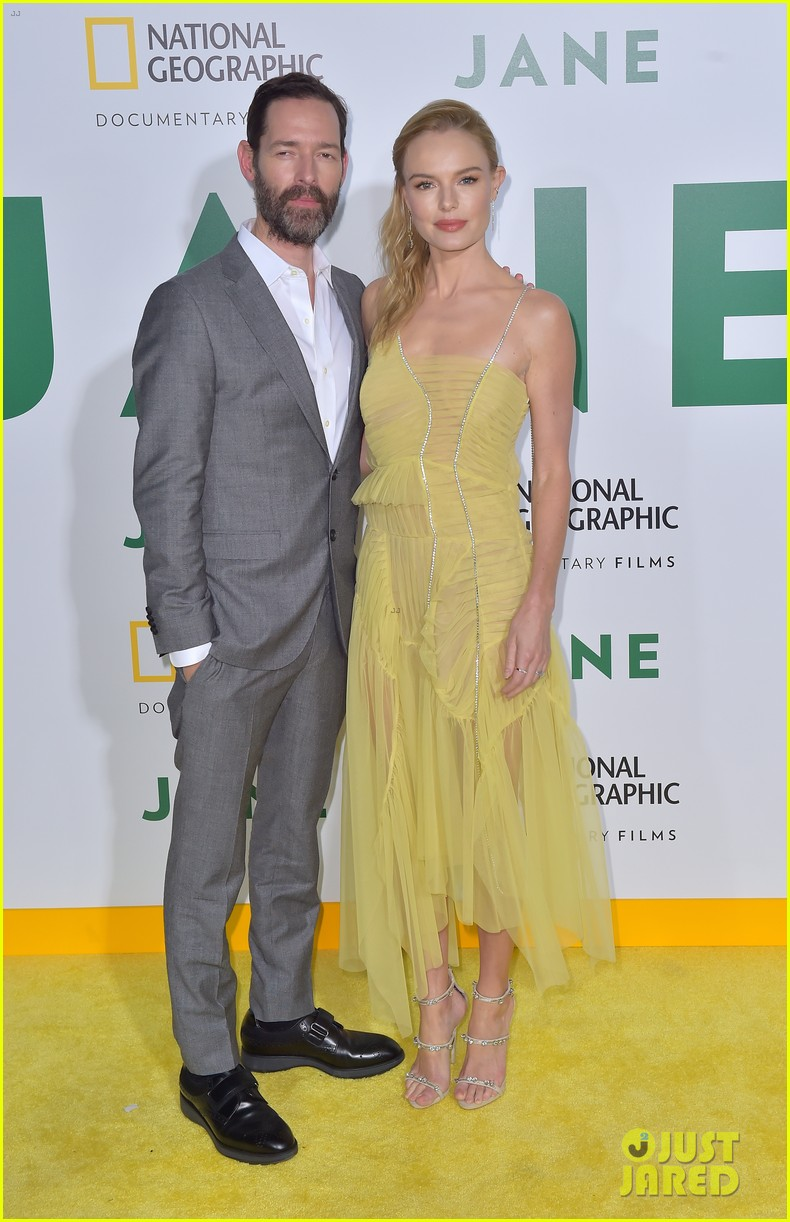 kate bosworth michael polish couple up at star studded jane documentary premiere 033970459