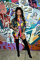 amal clooney has solo girls night out at william vintages gianni versace archive 25