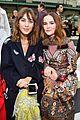 zoey deutch attends valentino show at paris fashion week 02