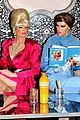 sara erin foster channel melania ivana trump for halloween with svedka vodka 02
