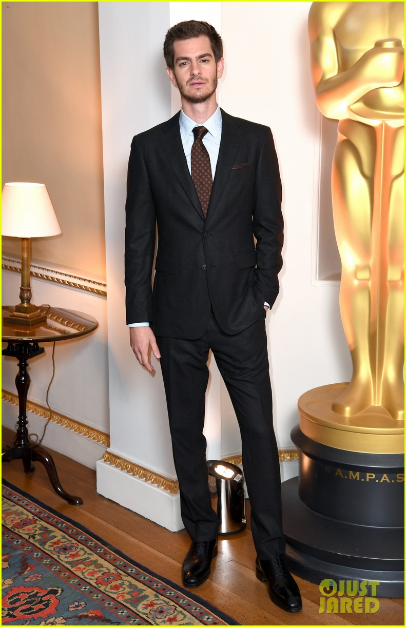 andrew garfield rebel wilson ampas party 013968823