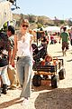 jaime king takes birthday boy james knight pumpkin picking 01