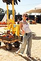 jaime king takes birthday boy james knight pumpkin picking 19