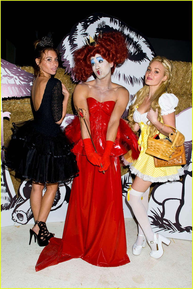 just jared halloween party 2012 453966852