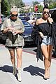 kim kourtney kardashian go shopping for baby essentials 23