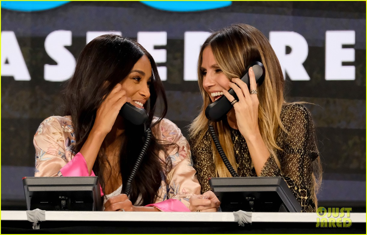 heidi klum teams up with ciara russell wilson for somos una voz telethon 043972670