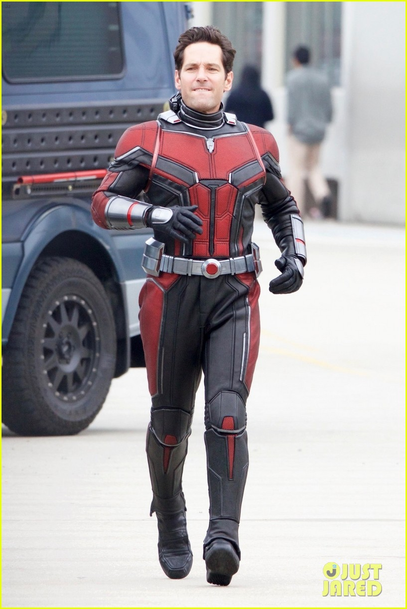 Ant man movie paul rudd