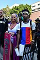 blac chyna supports bff amber rose at slutwalk 2017 01