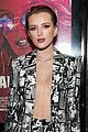 bella thorne ditches her bra for the babysitter premiere 07