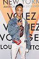 zendaya jaden smith laura harrier step out for the louis vuitton exhibition opening 11