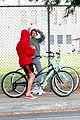 justin bieber selena gomez bike ride together 63