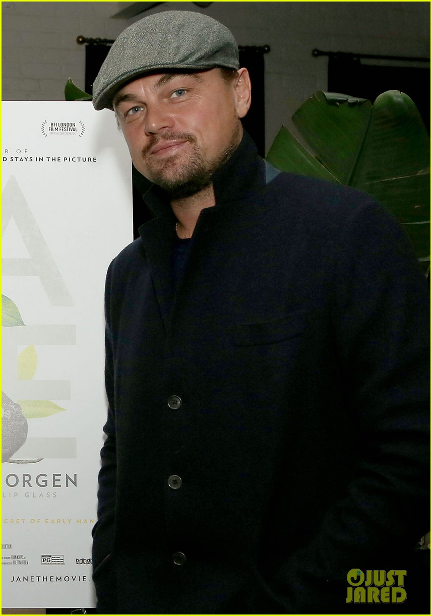 leonardo dicaprio screening of jane 013989126