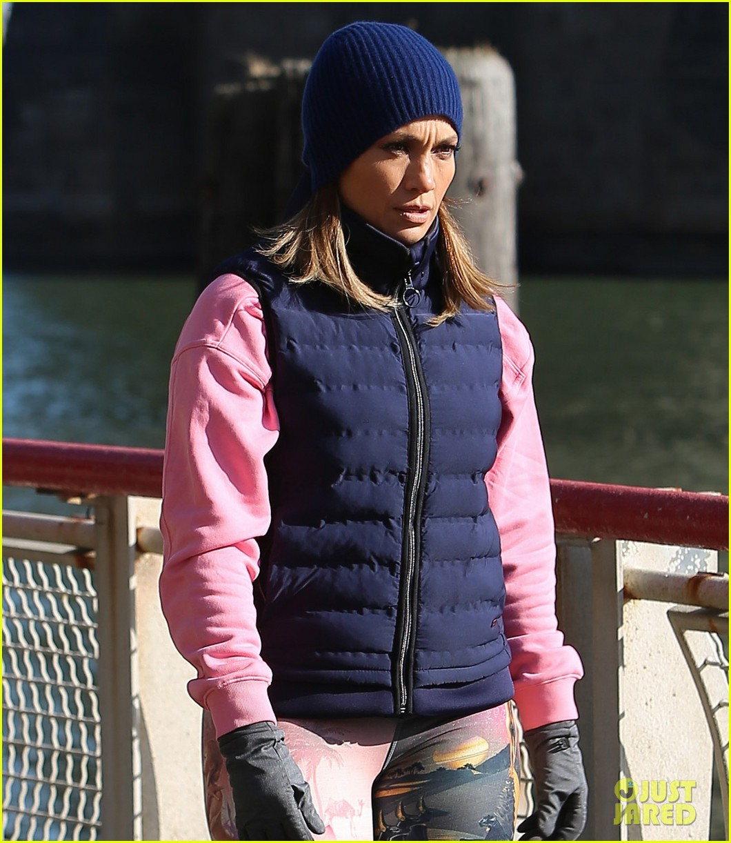 jennifer lopez gets back to work on second act with vanessa hudgens leah remini 043992832
