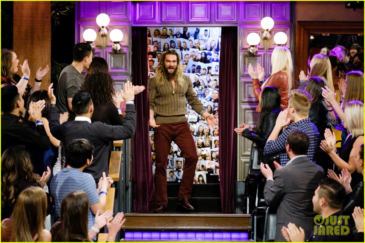 jason momoa gushes about lisa bonet on late late show 013985295