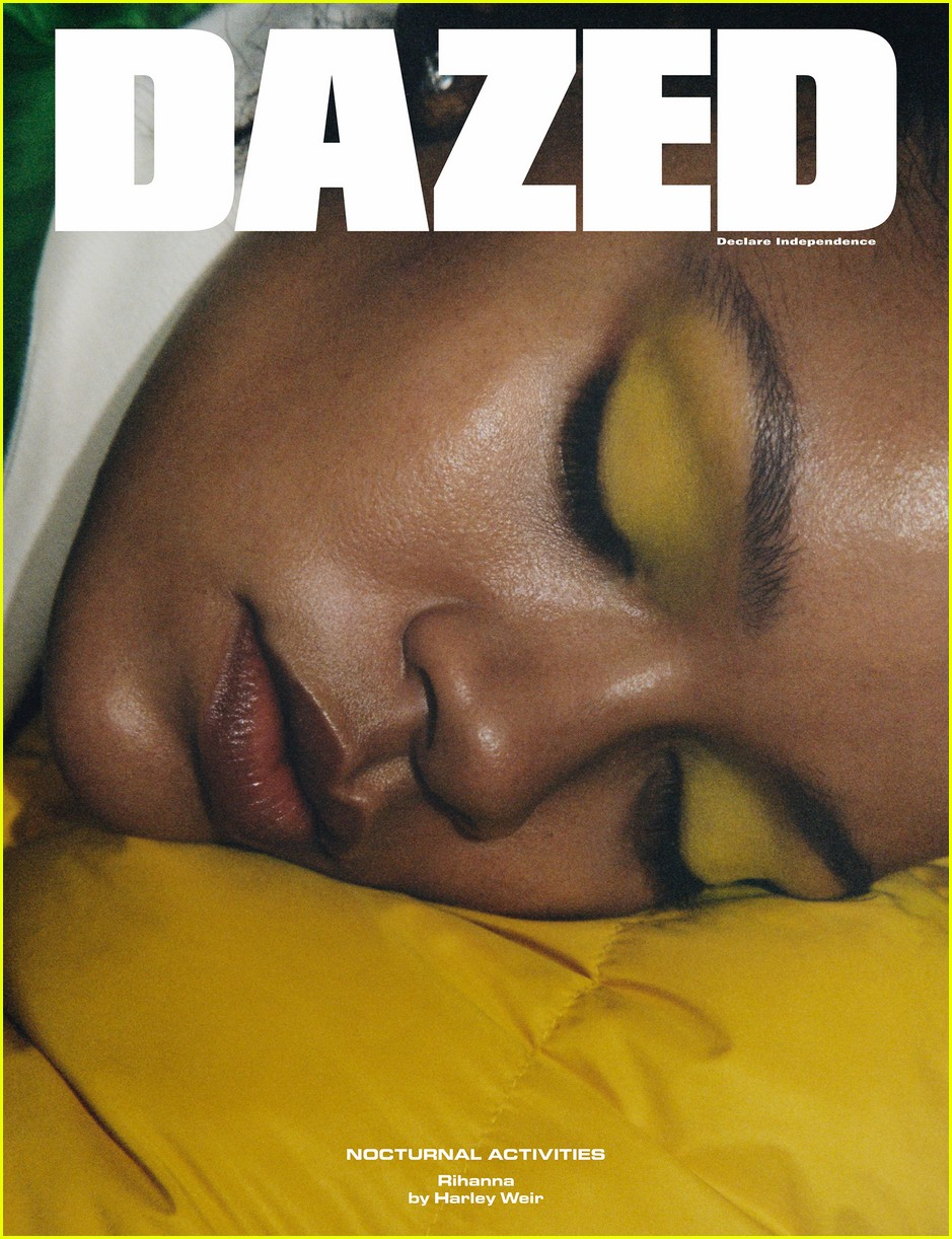 rihanna dazed magazine 023991247