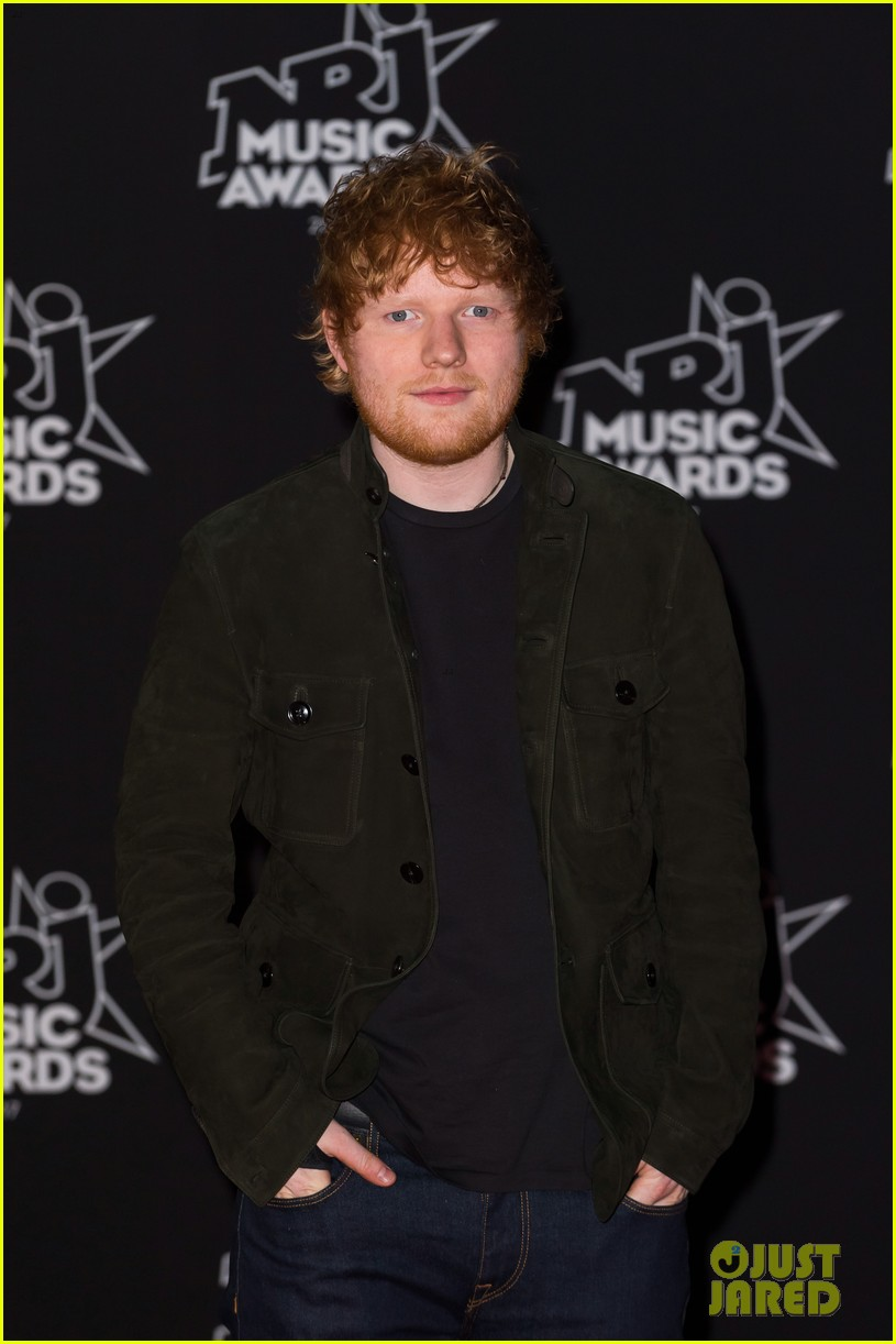 ed sheeran the weeknd step out for nrj music awards in cannes 043982728