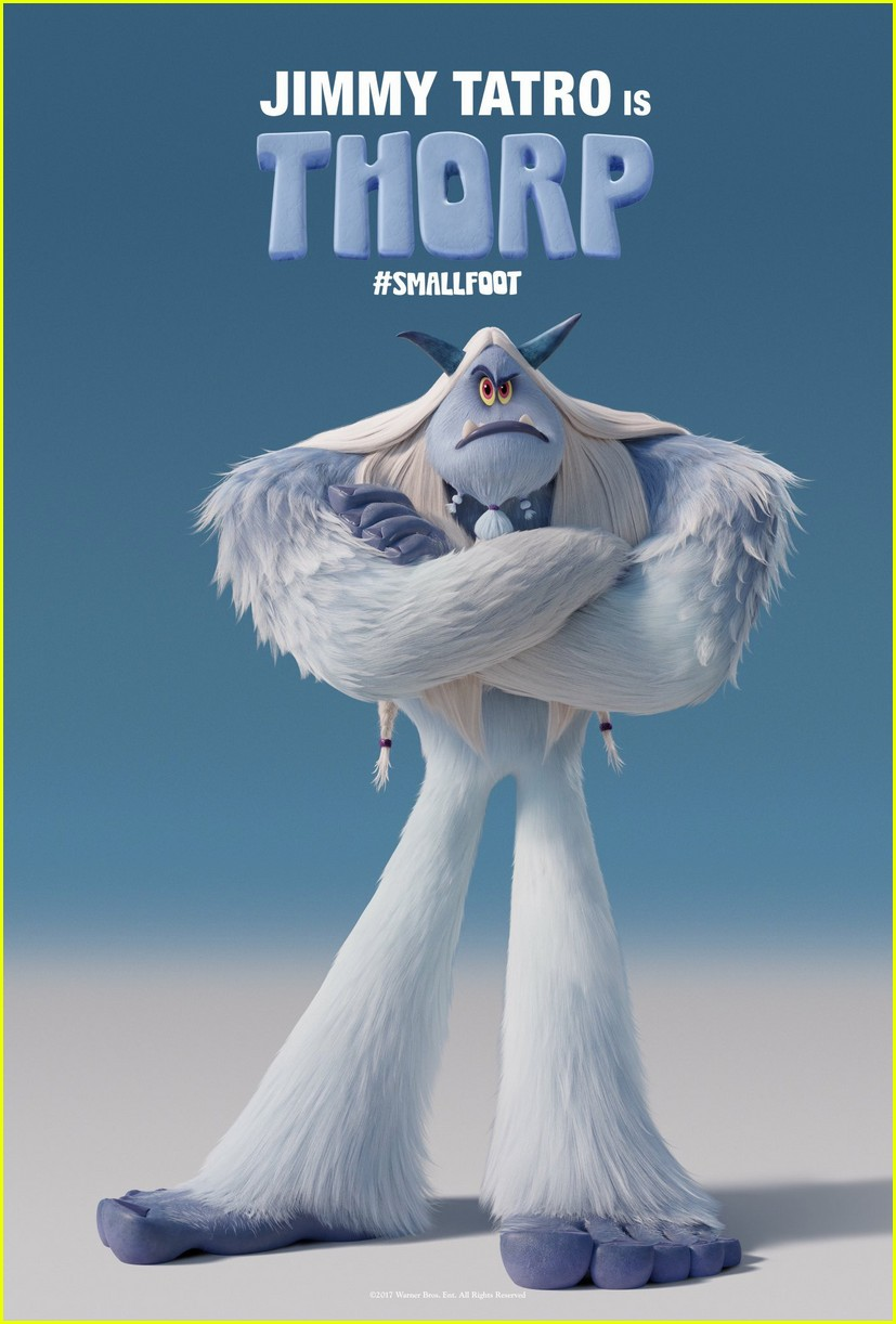 channing tatum smallfoot movie character posters 043991488