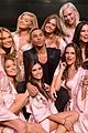 victorias secret angels prep in hair makeup for shanghai show 19