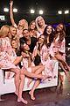 victorias secret angels prep in hair makeup for shanghai show 20
