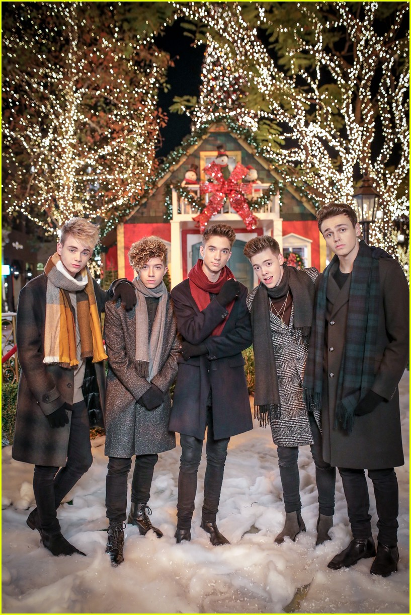 Why Don't We Road to Jingle Ball 2017: Photo Diary (Exclusive): Photo 3993447 | Exclusive, why ...