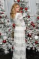 nina agdal goes glam for winter wonderland gala in nyc 09