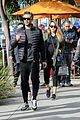 pregnant jessica alba takes a holiday hike with her family 06