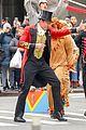hugh jackman zac efron and zendaya bring greatest showman to streets of nyc 04