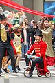 hugh jackman zac efron and zendaya bring greatest showman to streets of nyc 11