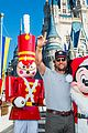matthew mcconaughey and camila alves bring their kids to walt disney world 01