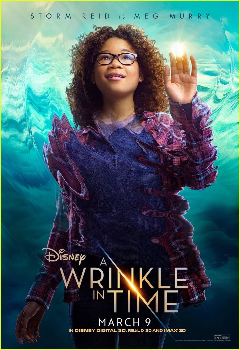 a wrinkle in time gets four brand new posters 013997992