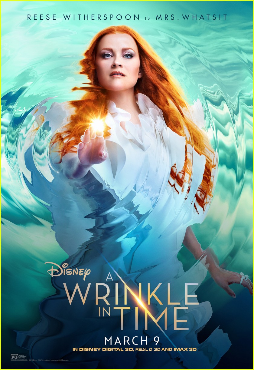 a wrinkle in time gets four brand new posters 023997993