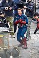 avengers set photos january 10 04